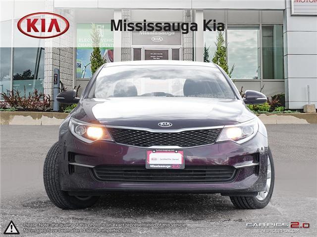 2016 Kia Optima LX+ (Stk: 9886P) in Mississauga - Image 2 of 28