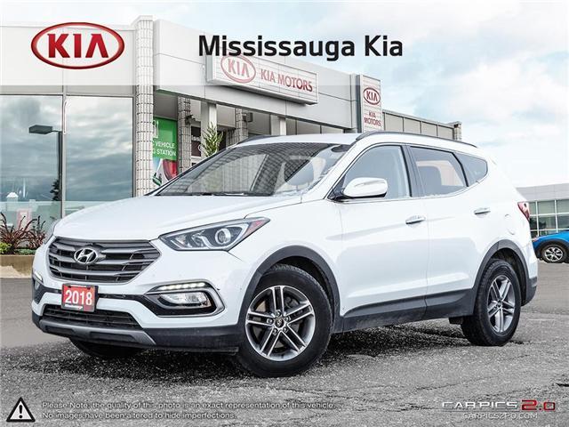 2018 Hyundai Santa Fe Sport 2.4 Premium (Stk: 6600P) in Mississauga - Image 1 of 28