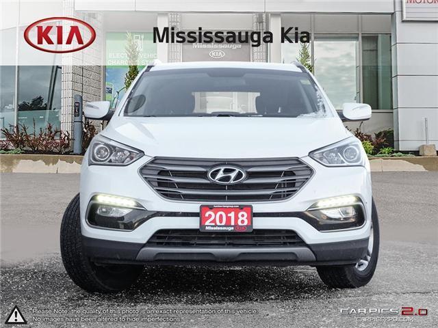2018 Hyundai Santa Fe Sport 2.4 Premium (Stk: 6600P) in Mississauga - Image 2 of 28