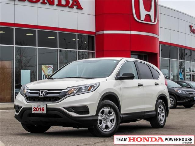 2016 Honda CR-V LX (Stk: 3223) in Milton - Image 1 of 23