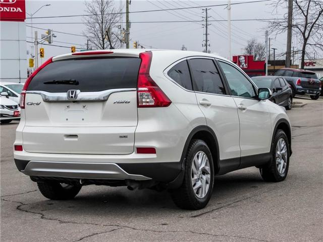 2015 Honda CR-V SE (Stk: 3224) in Milton - Image 5 of 19