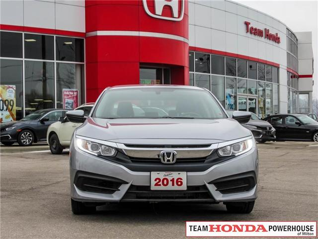 2016 Honda Civic LX (Stk: 3227) in Milton - Image 1 of 23