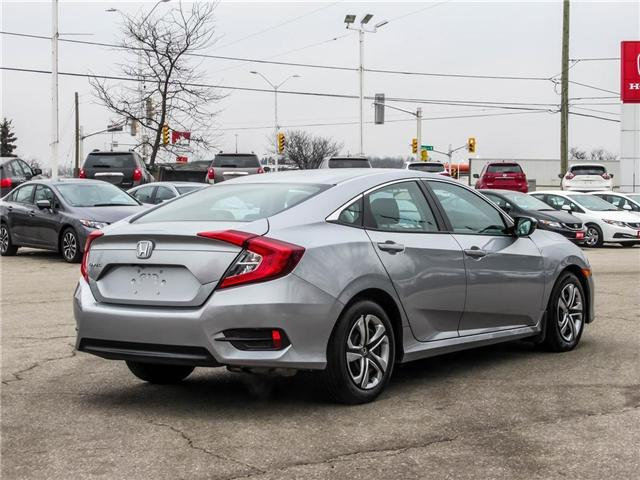 2016 Honda Civic LX (Stk: 3227) in Milton - Image 4 of 23