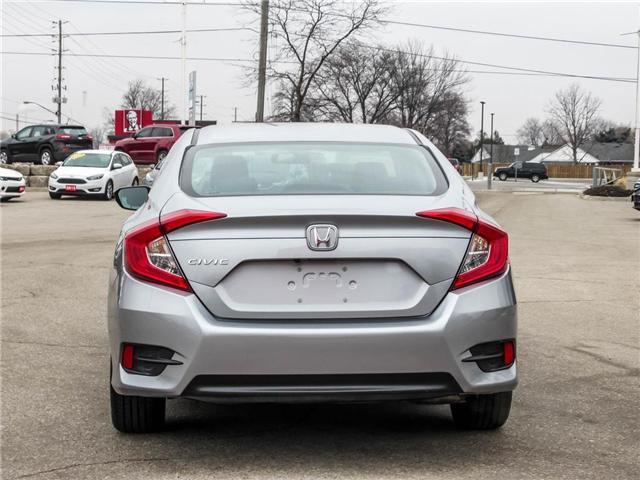 2016 Honda Civic LX (Stk: 3227) in Milton - Image 5 of 23