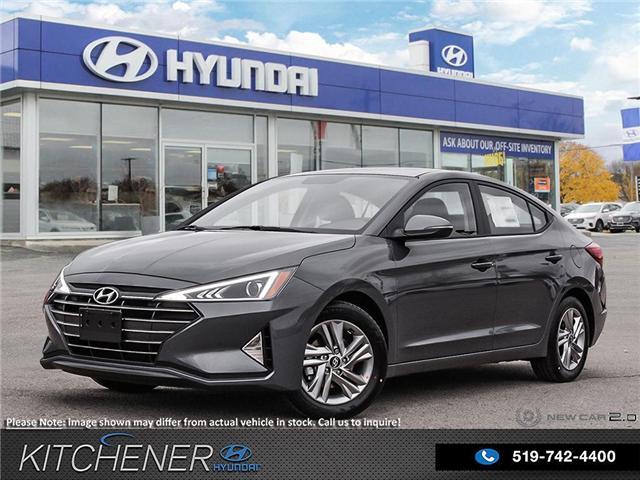 2019 Hyundai Elantra Preferred (Stk: 58215) in Kitchener - Image 1 of 23