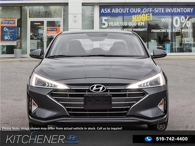 2019 Hyundai Elantra Preferred (Stk: 58215) in Kitchener - Image 2 of 23