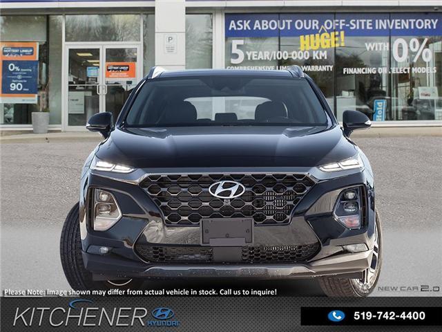 2019 Hyundai Santa Fe Ultimate 2.0 (Stk: 58137) in Kitchener - Image 2 of 23