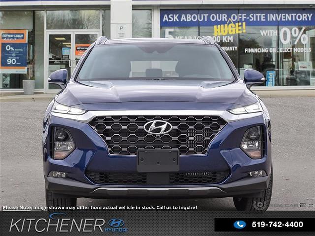 2019 Hyundai Santa Fe Luxury (Stk: 58212) in Kitchener - Image 2 of 23