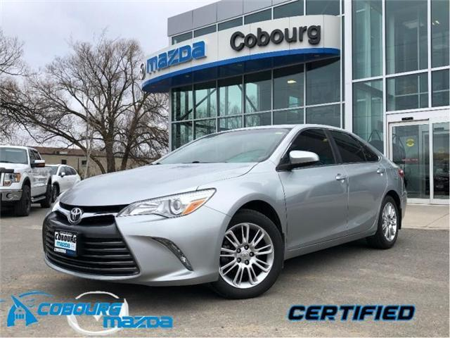 2015 Toyota Camry LE (Stk: 18039A) in Cobourg - Image 1 of 21