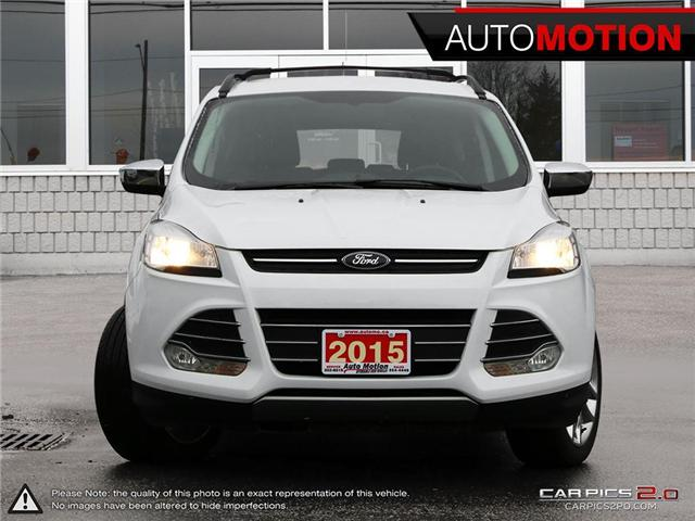 2015 Ford Escape SE (Stk: 19_31) in Chatham - Image 2 of 27
