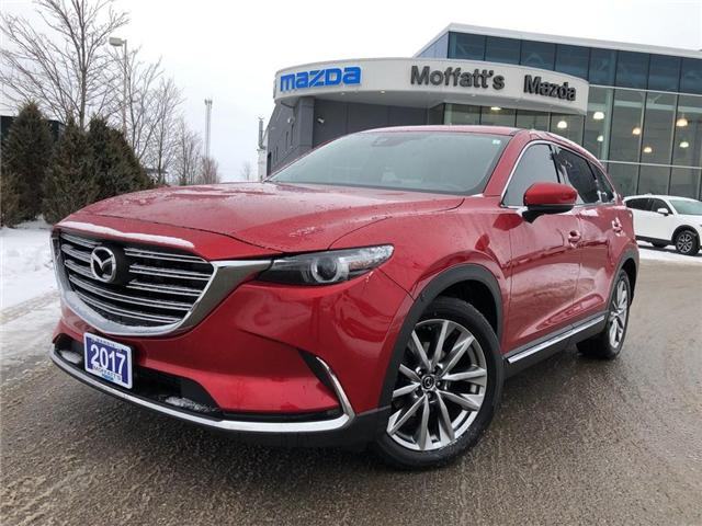 2017 Mazda CX-9 GT (Stk: 27268) in Barrie - Image 1 of 23