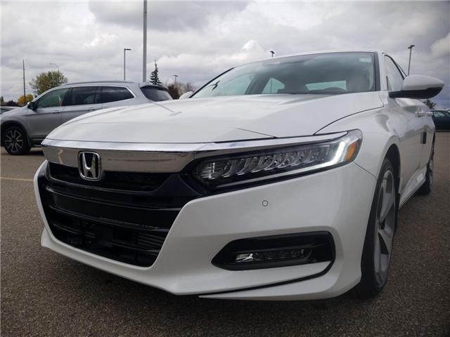2019 Honda Accord Touring 1.5T (Stk: 2190467) in Calgary - Image 8 of 9