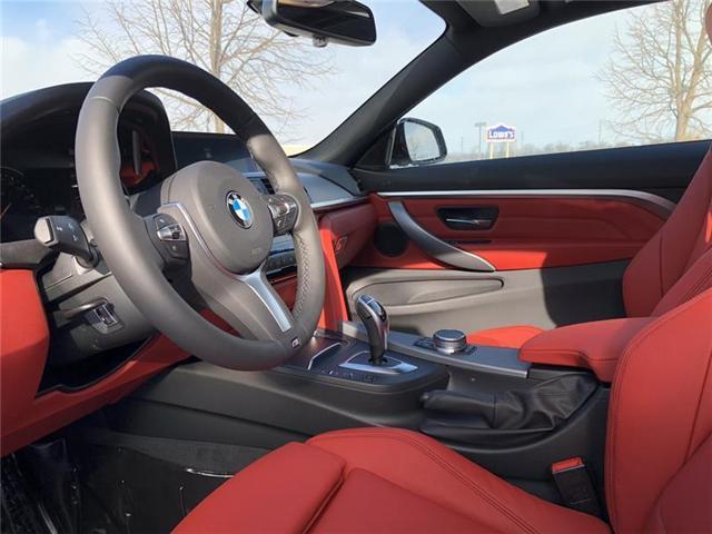 2019 BMW 430i xDrive (Stk: B19050) in Barrie - Image 10 of 19