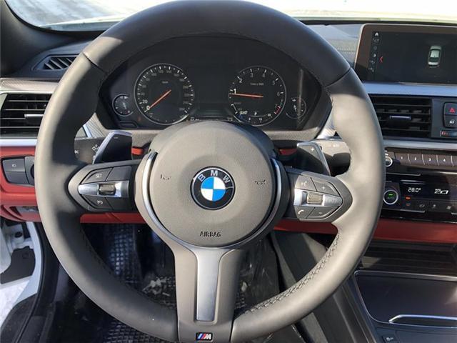 2019 BMW 430i xDrive (Stk: B19050) in Barrie - Image 12 of 19