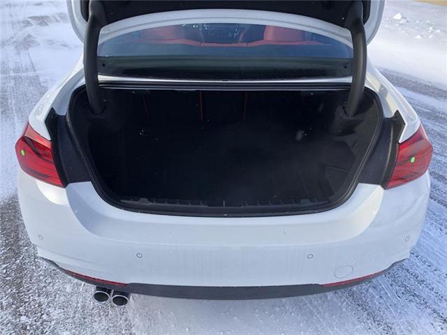 2019 BMW 430i xDrive (Stk: B19050) in Barrie - Image 19 of 19