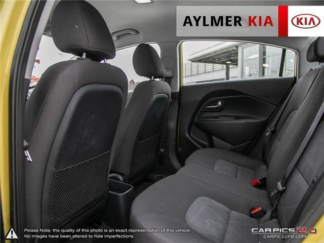2016 Kia Rio  (Stk: H1163) in Gatineau - Image 26 of 28