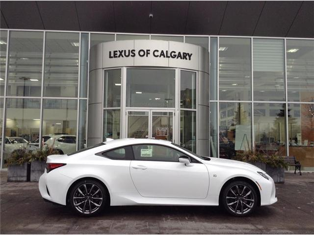 2019 Lexus RC 300 Base (Stk: 190335) in Calgary - Image 1 of 8