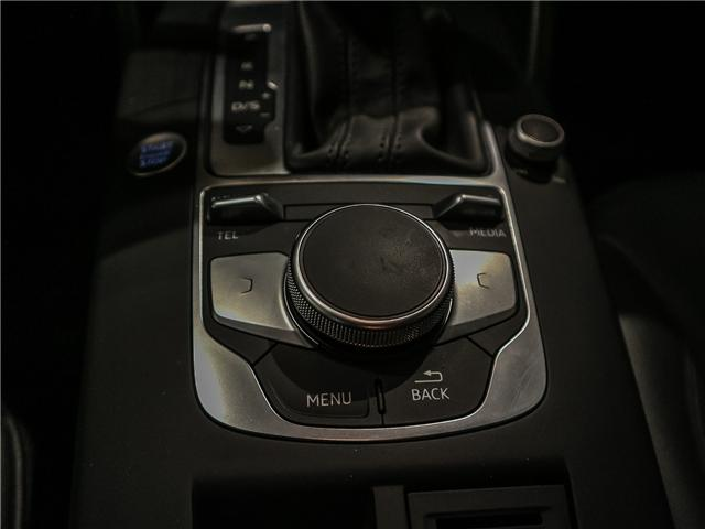 2018 Audi A3 2.0T Komfort (Stk: P3007) in Toronto - Image 16 of 27