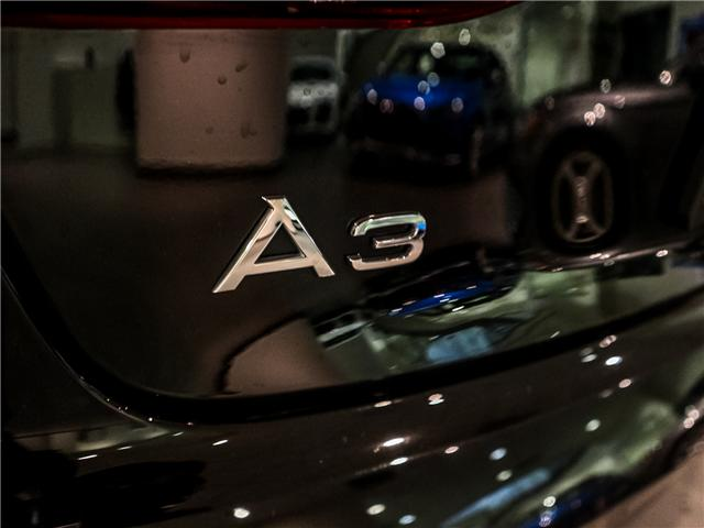 2018 Audi A3 2.0T Komfort (Stk: P3007) in Toronto - Image 23 of 27