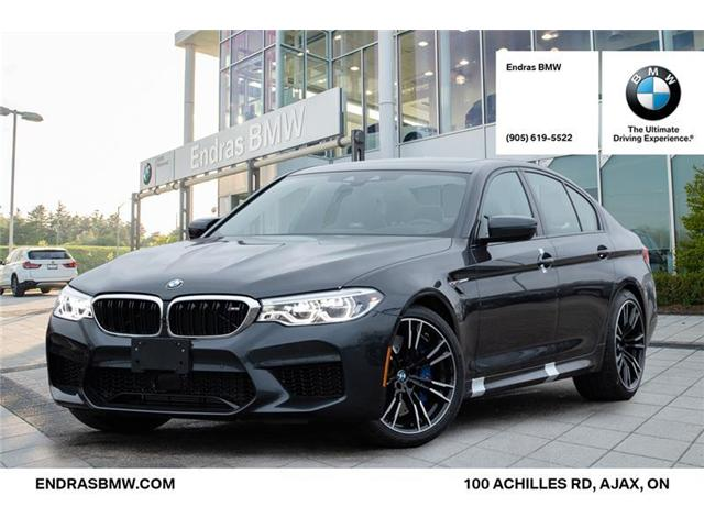 2019 BMW M5  (Stk: 52482) in Ajax - Image 1 of 22