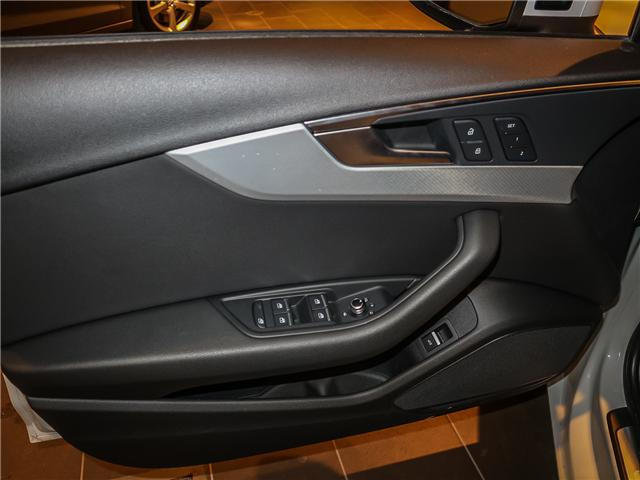 2017 Audi A4 2.0T Progressiv (Stk: P3045) in Toronto - Image 9 of 28