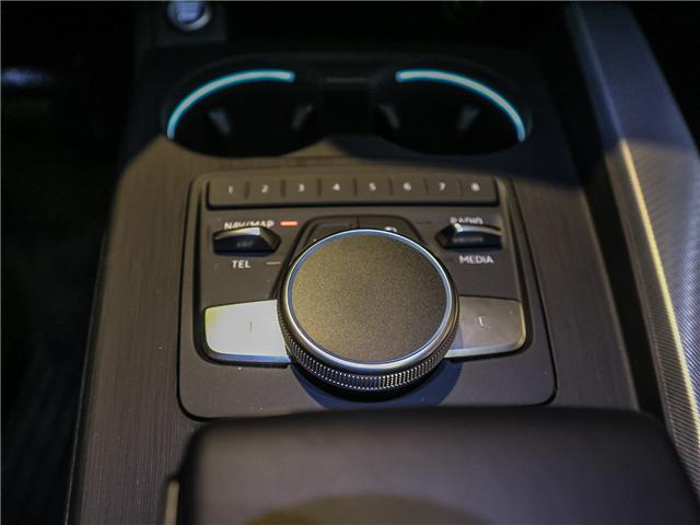 2017 Audi A4 2.0T Progressiv (Stk: P3045) in Toronto - Image 16 of 28