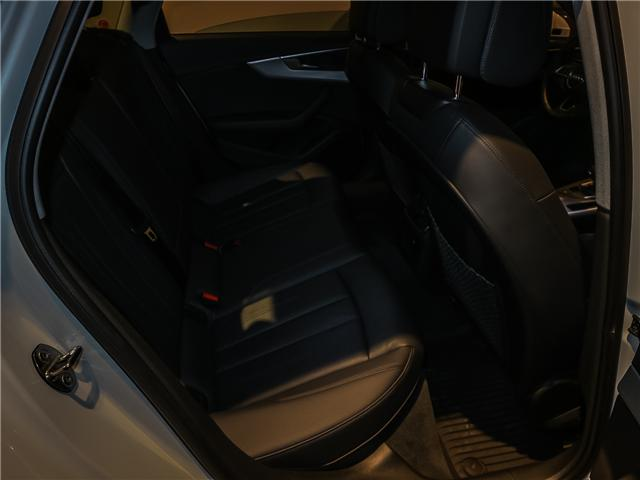 2017 Audi A4 2.0T Progressiv (Stk: P3045) in Toronto - Image 21 of 28