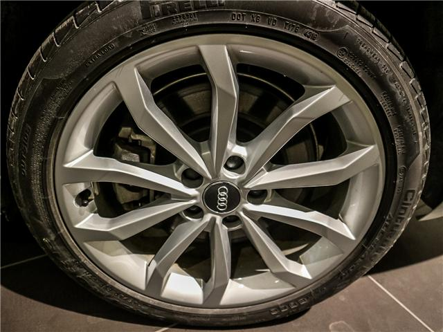 2017 Audi A4 2.0T Progressiv (Stk: P3045) in Toronto - Image 23 of 28