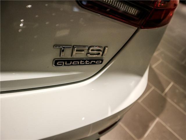 2017 Audi A4 2.0T Progressiv (Stk: P3045) in Toronto - Image 25 of 28