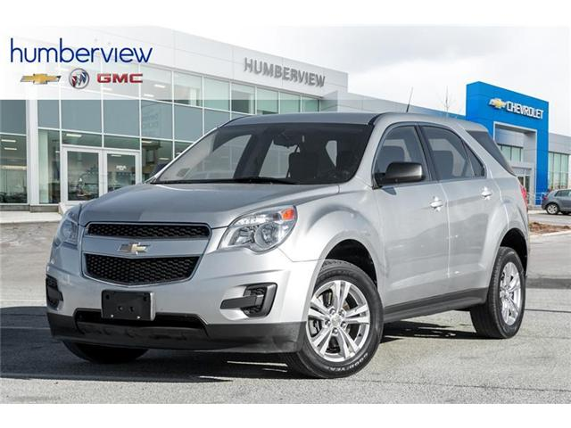 2011 Chevrolet Equinox LS (Stk: A9L058A) in Toronto - Image 1 of 17