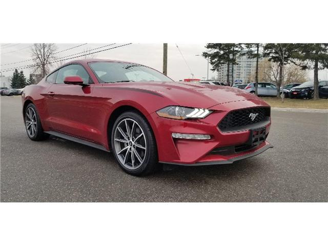 2018 Ford Mustang  (Stk: P8474) in Unionville - Image 1 of 19