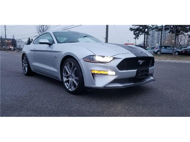 2018 Ford Mustang GT Premium (Stk: P8475) in Unionville - Image 1 of 21