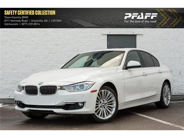 2015 BMW 328i xDrive (Stk: D11771) in Markham - Image 1 of 16
