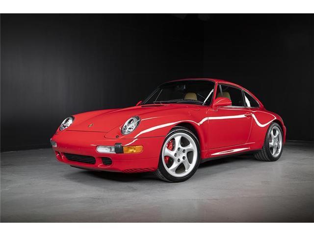1996 Porsche 911  (Stk: MU2018) in Woodbridge - Image 2 of 19