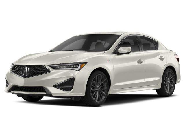 2019 Acura ILX Premium A-Spec (Stk: AT379) in Pickering - Image 1 of 2