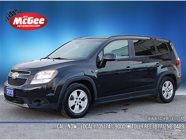 2013 Chevrolet Orlando 1LT (Stk: 17104A) in Peterborough - Image 1 of 22