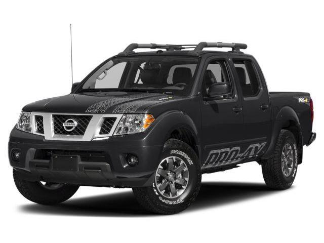 2018 Nissan Frontier PRO-4X (Stk: U1578R) in Whitby - Image 1 of 1