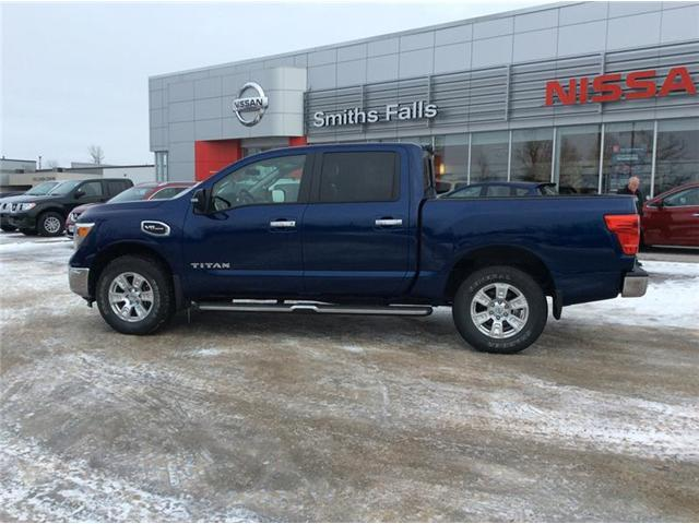 2017 Nissan Titan SV (Stk: 19-008A2) in Smiths Falls - Image 2 of 12