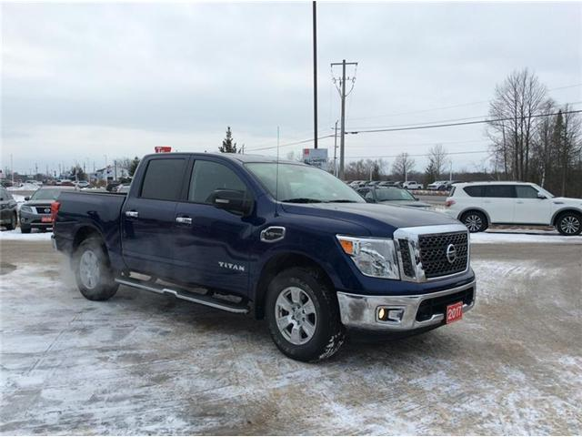 2017 Nissan Titan SV (Stk: 19-008A2) in Smiths Falls - Image 5 of 12
