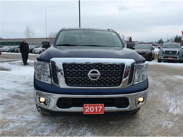 2017 Nissan Titan SV (Stk: 19-008A2) in Smiths Falls - Image 8 of 12