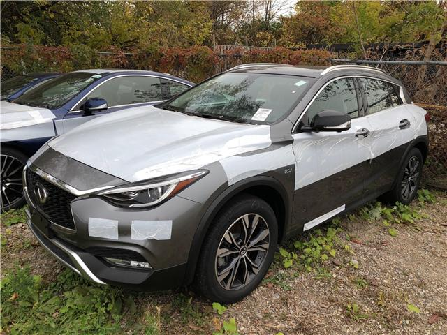 2018 Infiniti QX30 Base (Stk: Q18317) in Oakville - Image 1 of 5