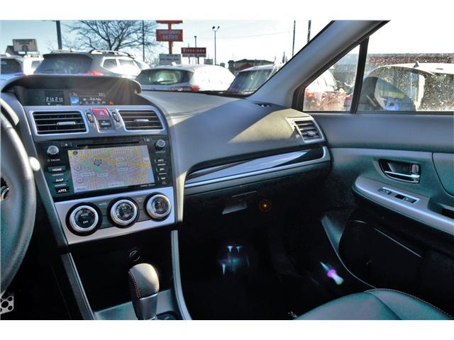 2017 Subaru Crosstrek Limited (Stk: Z1436) in St.Catharines - Image 8 of 25