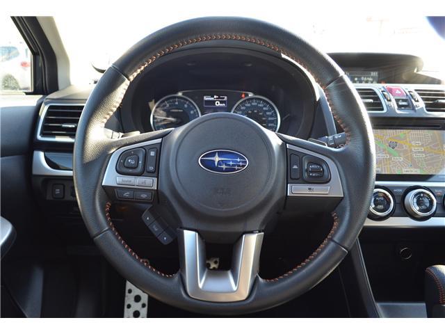 2017 Subaru Crosstrek Limited (Stk: Z1436) in St.Catharines - Image 9 of 25
