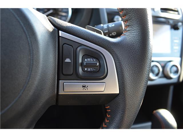 2017 Subaru Crosstrek Limited (Stk: Z1436) in St.Catharines - Image 11 of 25