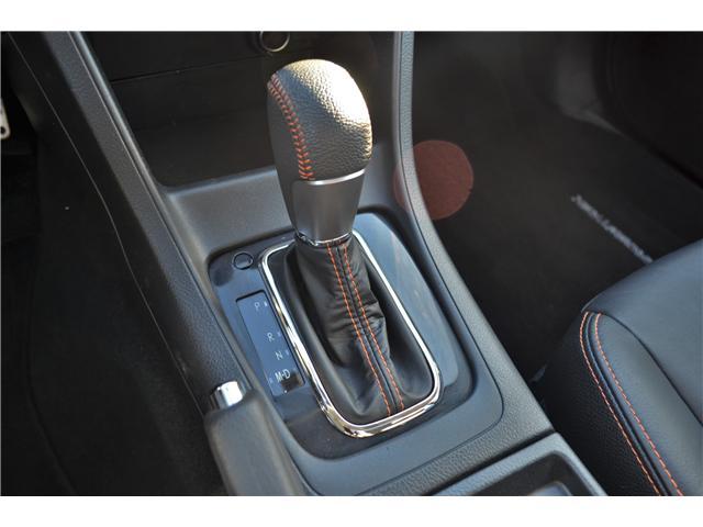 2017 Subaru Crosstrek Limited (Stk: Z1436) in St.Catharines - Image 18 of 25