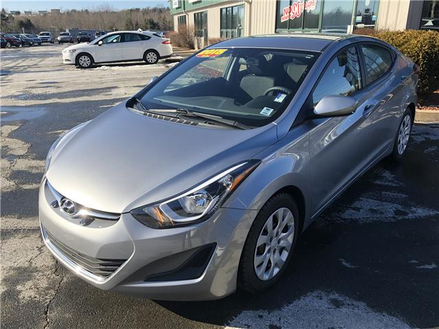2016 Hyundai Elantra GL (Stk: 10222) in Lower Sackville - Image 1 of 16