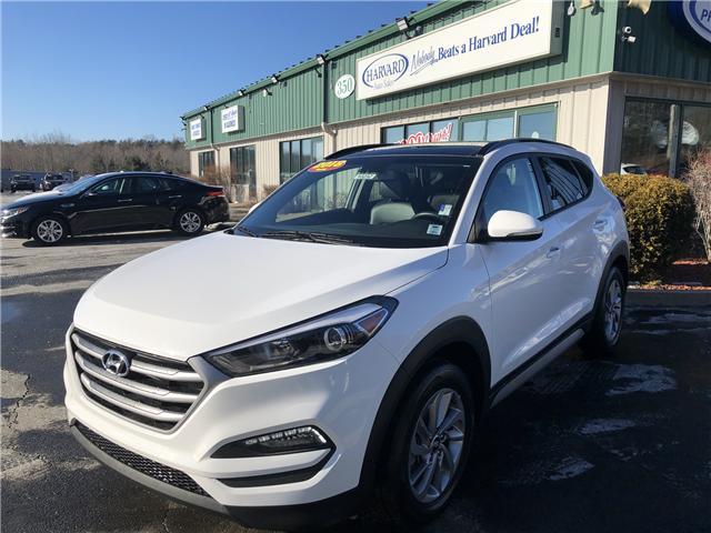 2018 Hyundai Tucson SE 2.0L (Stk: 10234) in Lower Sackville - Image 1 of 23