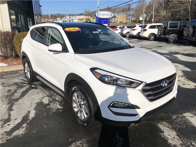 2018 Hyundai Tucson SE 2.0L (Stk: 10234) in Lower Sackville - Image 7 of 23
