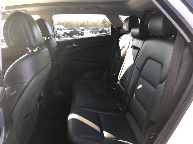 2018 Hyundai Tucson SE 2.0L (Stk: 10234) in Lower Sackville - Image 12 of 23