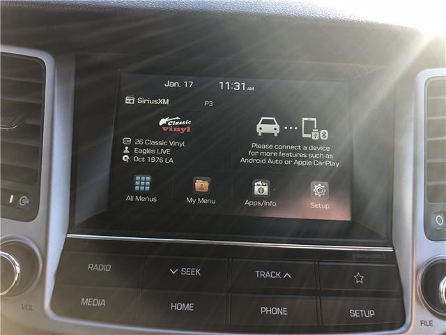 2018 Hyundai Tucson SE 2.0L (Stk: 10234) in Lower Sackville - Image 20 of 23